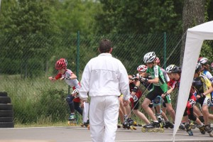 Juin 2010-Championnat régional piste