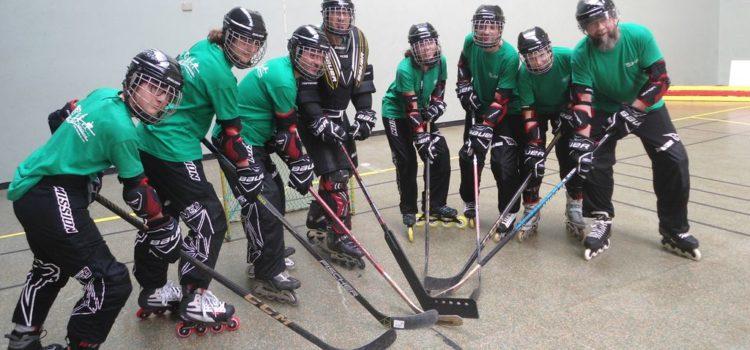 Hockey : premiers matchs !