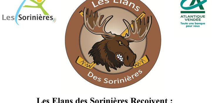 Annonce : match de hockey le 28 ocotbre aux Sorinières