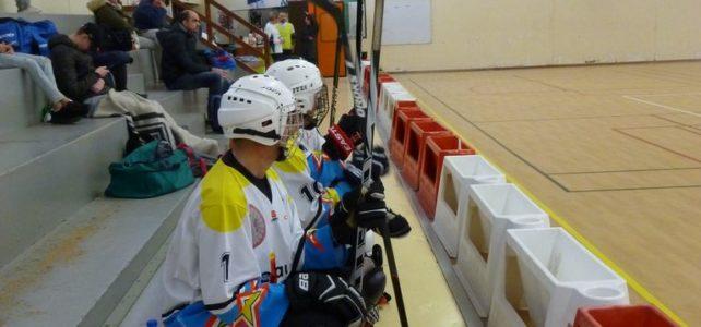 Matchs de hockey aux Sorinières octobre 2018