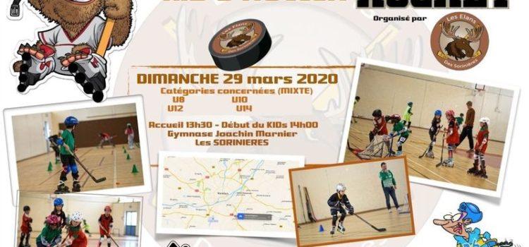 Invitation au Kid's Hockey