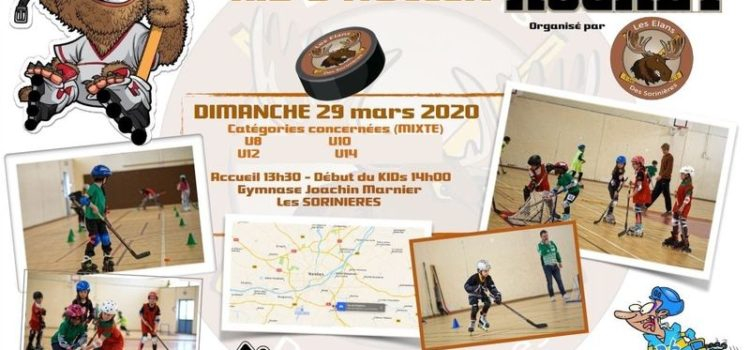 Invitation au Kid's Hockey